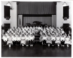Smith 6th grade commencement 1957